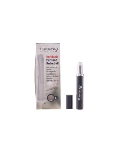 Travalo Touch Elegance Roll-On  Black
