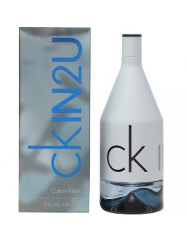 Ck In2U Him Eau de Toilette 150 ml