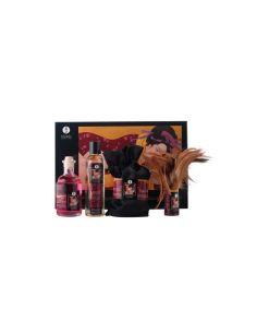Coffret Shunga Tendernes & Passion com 4 produtos