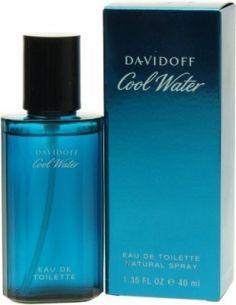 Cool Water Eau de Toilette 40 ml