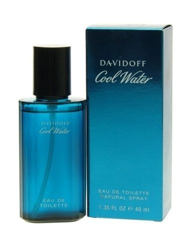 Cool Water Eau de Toilette 40 ml