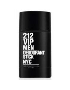 Carolina Herrera 212 VIP Men Deo Stick 75g