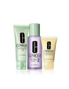 Clinique 3 Step Skin Type II