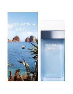 D&G Light Blue Love in Capri Eau de Toilette 25ml
