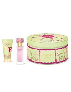 Escada Joyful Eau de Parfum 50ml + Body Lotion 50ml + Porta Jóias
