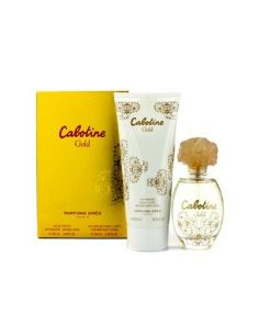 Grès Cabotine Gold Eau de Toilette 100ml + Body Lotion 200ml