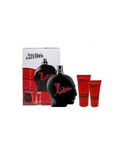 Jean Paul Gaultier Kokorico Eau de Toilette 50ml + Shower Gel 50ml + Bálsamo 30ml