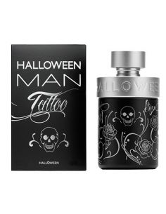 Jesús Del Pozo Halloween Man Tattoo Eau de Toilette 125ml