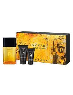 Azzaro pour Homme Eau de Toilette 100ml + Shower Gel 75ml + Bálsamo 75ml