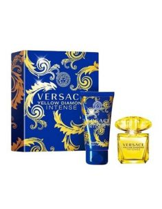 Versace Yellow Diamond Intense Eau de Parfum 30ml + Body Lotion 50ml