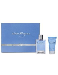 Salvatore Ferragamo Acqua Essenziale Eau de Toilette 50ml + Shower Gel 50ml