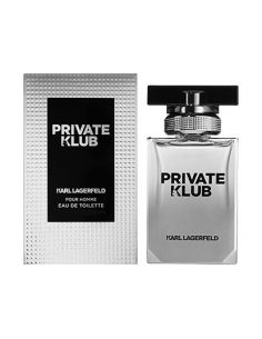 Karl Lagerfeld Private Klub for Men Eau de Toilette 50ml