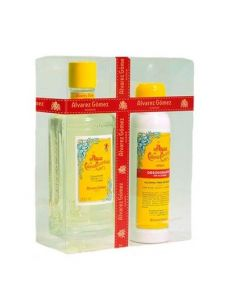 Alvarez Gómez Agua de Colonia Concentrada Eau de Cologne  300ml + Deo Spray 150ml