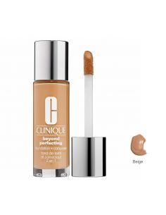Beyond Perfecting / Foundation + Concealer n°15-beige 30 ml