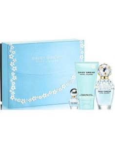 Daisy Dream Coffret Edt 100 ml + Body Lotion 150 ml + Edt 4 ml