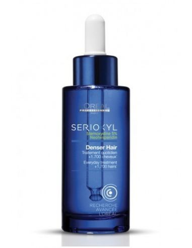 L'oréal Serioxyl Denser Hair Sérum 90 ml