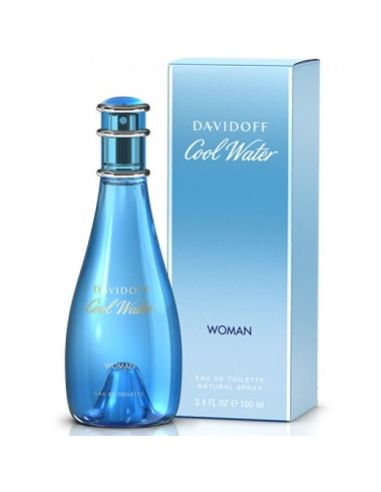 Cool Water Woman Eau de Toilette 100 ml