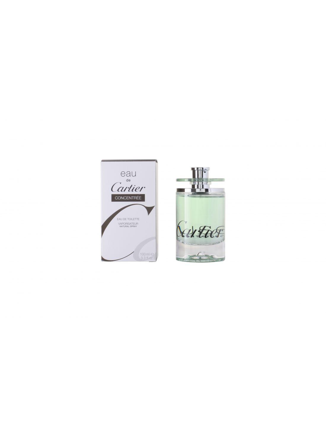 79cd7975919 Perfume Eau De Cartier Eau de Toilette Concentrée 100 ml - Perfumes 24 ®
