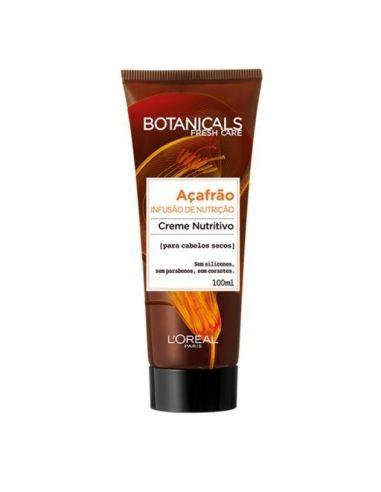 L'Oréal Botanicals Açafrão Creme Nutritivo 100ml