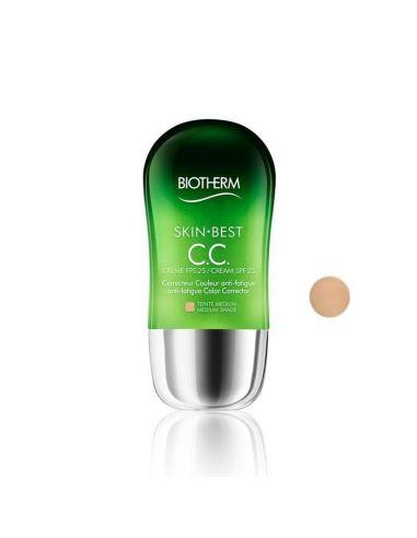 Skin Best Cc Crème Spf25 Medium 30 Ml