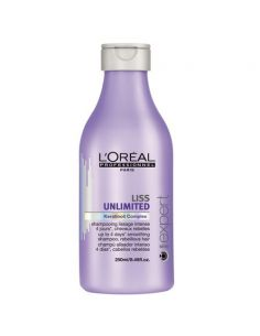 Liss Unlimited Smoothing Shampoo 250 Ml