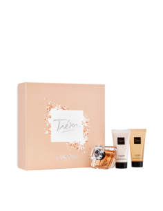Trésor Coffret Edp 50 ml + Body Lotion + Shower Gel