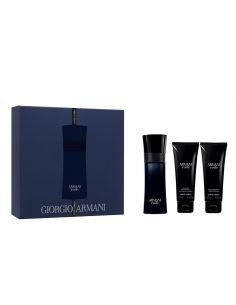 Armani Code Coffret Edt 75 ml + Shower Gel +  After-Shave