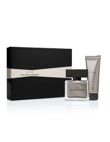Narciso Rodriguez Him Coffret Edp 50 ml + Shower Gel 75 ml
