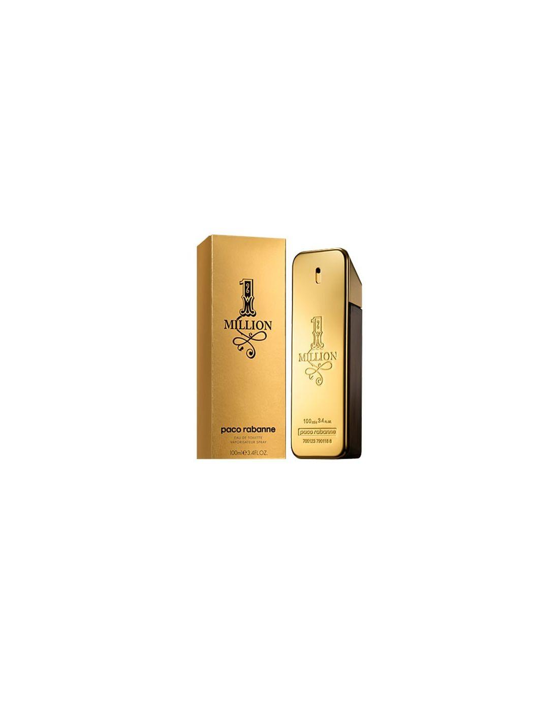perfume 1 million eau de toilette 100 ml perfumes 24