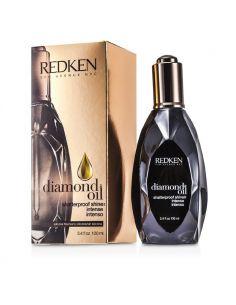 Diamond Oil Shatterproof Shine Intense Hair 100 Ml