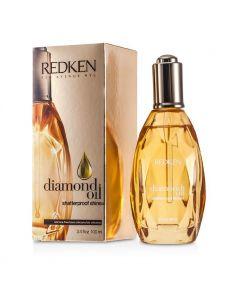 Diamond Oil Shatterproof Shine Medium Hair 100 Ml