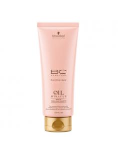 Schwarzkopf  Bc Oil Miracle Rose Shampoo 200ml
