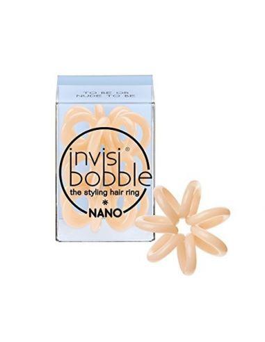 Invisibobble Nano To Be or Nude 3 Uni.