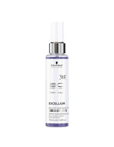 Schwarzkopf BC Bonacure Excellium Beautyfying Silver Spray 100 ml