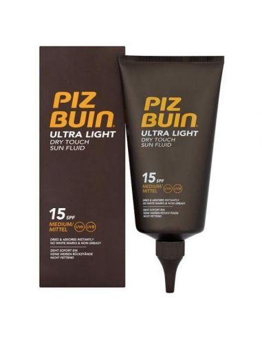 Piz Buin Ultra Light Dry Fluid SPF15 150 ml
