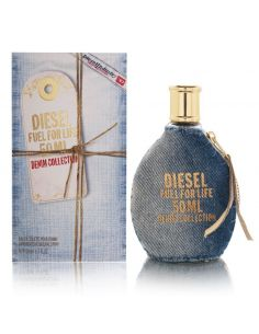 Diesel Fuel For Life Femme Denim Eau de Toilette 50 ml
