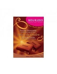 Bourjois Délice De Poudre Bronzing Powder n° 51 Peaux Claires 16 gr