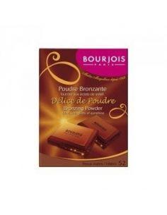 Bourjois Délice De Poudre Bronzing Powder n° 52 Peaux Mates 16 gr