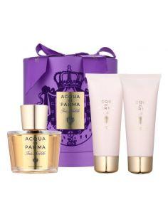 Acqua Di Parma Iris Nobile Eau de Parfum 100 ml + Body Lotion 75 ml + Shower Gel 75 ml