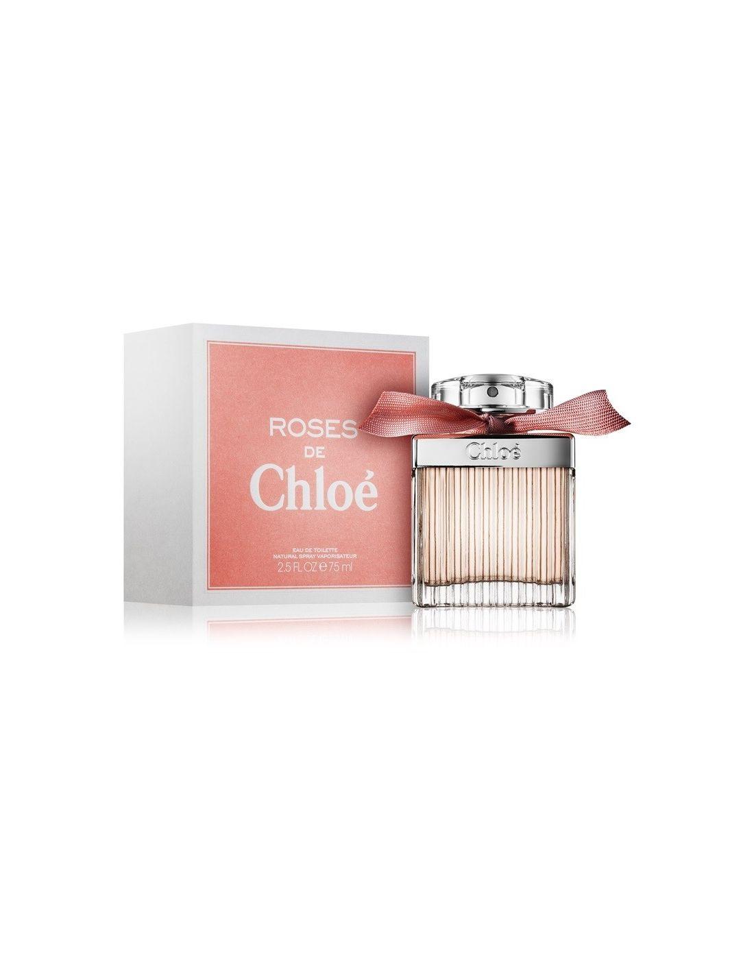 4b2c88e0babf9 Perfume Roses De Chloé Eau de Toilette 75 ml - Perfumes 24 ®