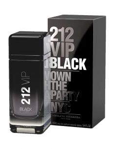 Carolina Herrera 212 Vip Black Eau de Parfum 50 ml