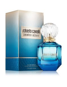 Roberto Cavalli Paradiso Azzuro Eau de Parfum 50 ml