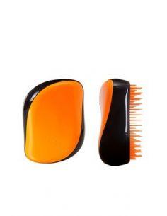 Tangle Teezer Compact Styler Neon Orange Flare