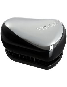 Tangle Teezer Compact Styler Silver Chrome