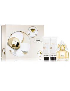 Coffret Marc Jacobs Daisy Eau de Toilette 50ml + Body Lotion 75ml + Shower Gel 75ml