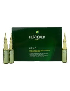 Rene Furterer RF 80 Concentrated Hair Loss Treatment 24 x 5 ml