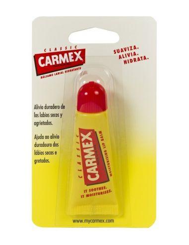 Carmex Tubo Bálsamo Labial 10gr