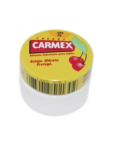 Carmex Bálsamo Labial Cereja 7,5gr