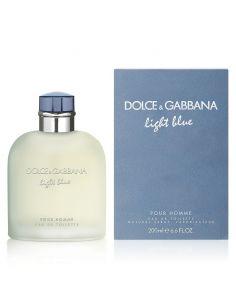 D&G Light Blue pour Homme Eau de Toilette 200ml