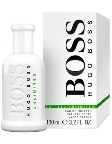 Boss Bottled Unlimited Eau de Toilette 100 ml